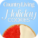 Country Living Holiday Cookies