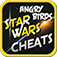 Cheats for Angry Birds Star Wars