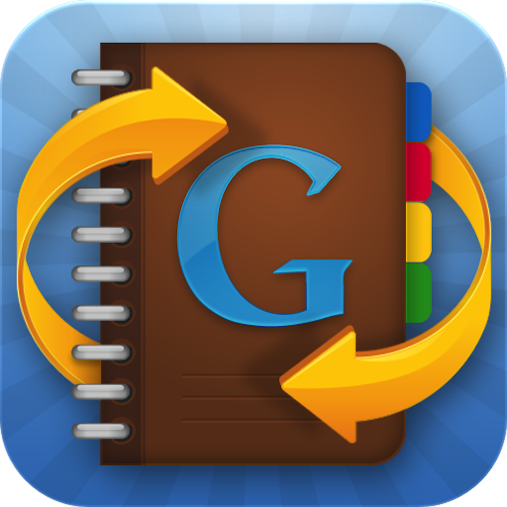 Google Gmail用コンタクト・シンク (Contacts Sync for Google Gmail with Auto Sync)